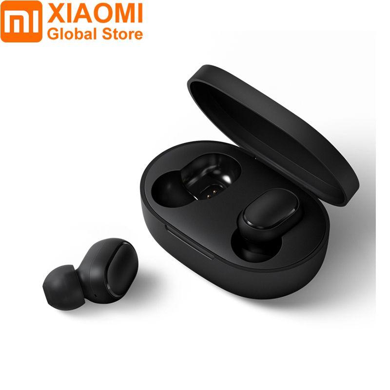 Xiaomi Redmi Airdots TWS Bluetooth 5.0 écouteur DSP suppression du bruit écouteurs appairage automatique appel bilatéral stéréo véritable sans fil