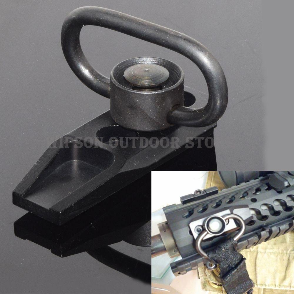 WIPSON Universelle Tactical KeyMod Direkt Quick Detach Riemenbügel Adapter Halterung Adapter 360 rotation