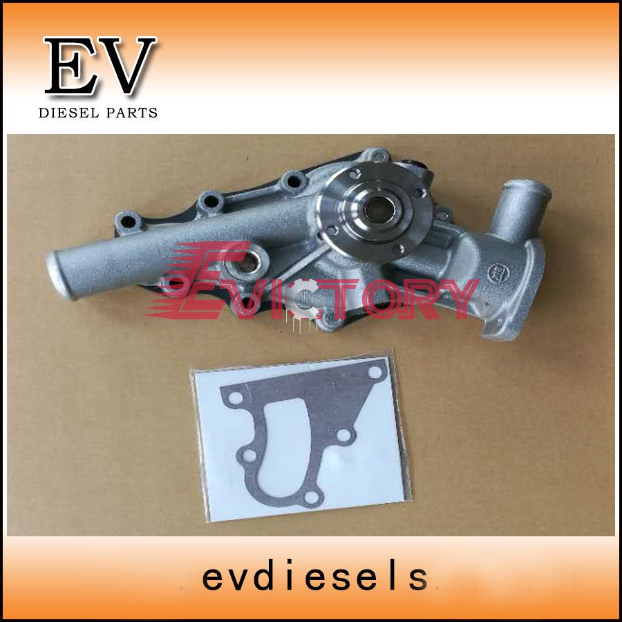For Isuzu engine mini excavator 3KB1 water pump 8-97069387-0