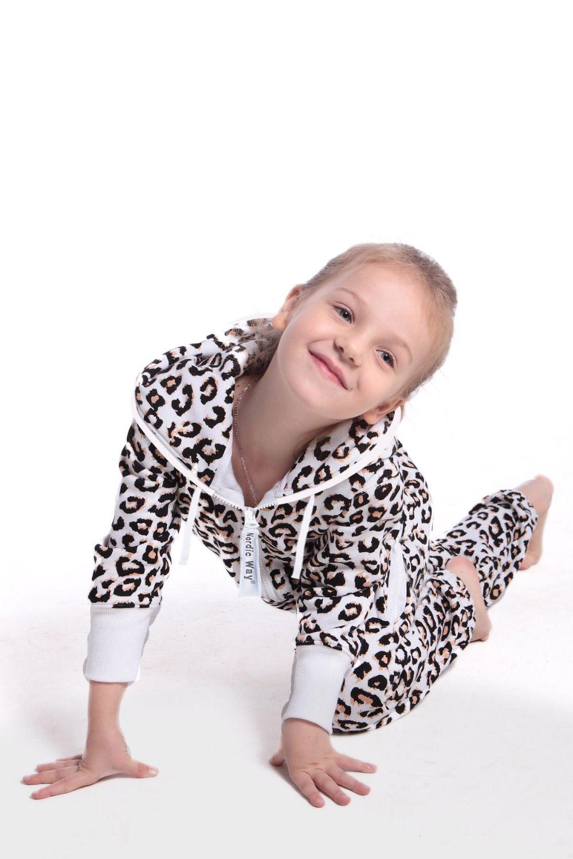 Manera nórdica Niño Una Sola Pieza Del Mono Con Capucha Fleece Leopard Chica Mono Corto Mameluco de Los Niños