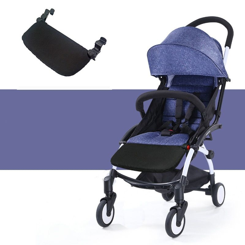Stroller Accessories for Babyzen Yoyo Baby Time Yoya Foot Rest Baby Throne Infant <font><b>Carriages</b></font> 16Cm Feet Extension Pram Footboard