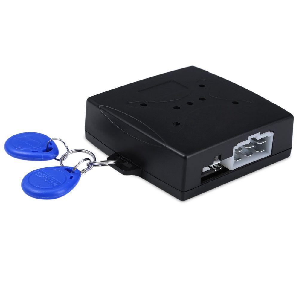 Car Engine Push <font><b>Start</b></font> Button RFID Lock Ignition Starter Keyless Entry <font><b>Start</b></font> Stop Immobilizer