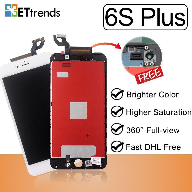 10 PCS/LOT haute qualité AAA pas mort Pixel LCD affichage pour iphone 6 S Plus LCD écran tactile numériseur assemblée DHL livraison gratuite