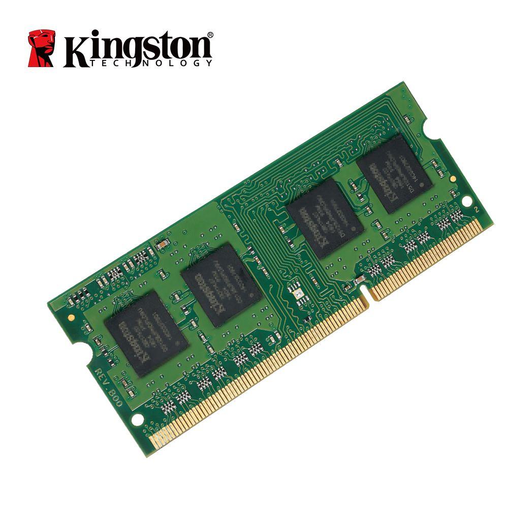 Kingston RAM Original 4GB RAM 1600MHz 8GB DDR3 RAM 204 Pin Motherboard Intel Memory Stick Ram For Laptop Notebook Memory PC