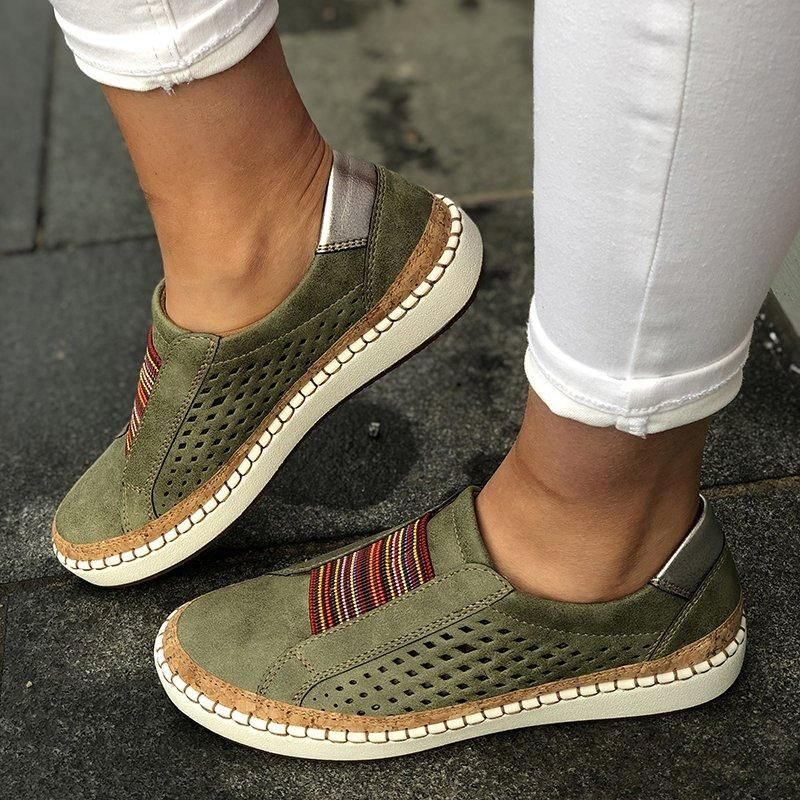 Fast Shipping Women Shoes Casual Vulcanized Shoes Sneakers Women Comfortable Slip on Flats Loafers Zapatos Mujer dropshipping
