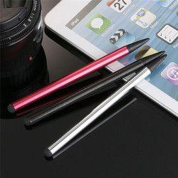 2 in1 Сенсорный экран стилус Универсальный для iPhone iPad samsung планшет телефон