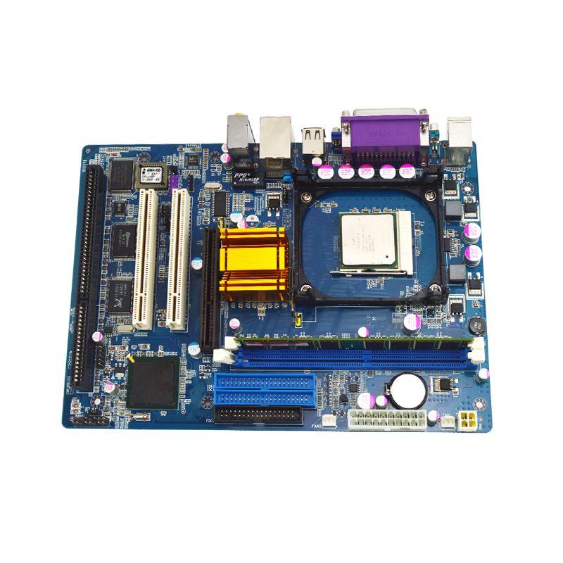 10 stück eip Industrielle 1 isa slot ATX motherboard mit buchse 478