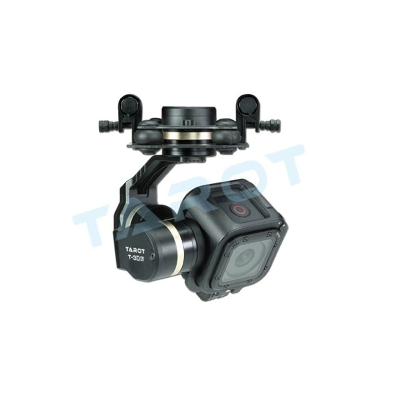 Tarot GOPRO T-3D IV Metal 3 Axis Brushless Gimbal for GoPro Hero 4 Session TL3T02
