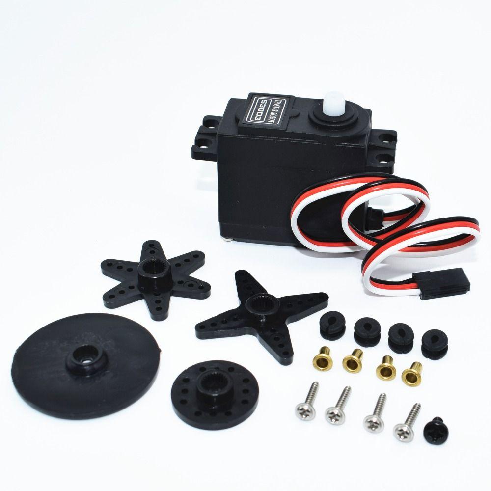 Heißer verkauf servo standard s3003 für Fernbedienung Spielzeug auto Lkw Hubschrauber Boot spielzeug