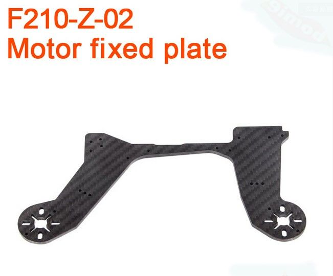 F17425 Walkera F210 RC Helicopter Quadcopter spare parts F210-Z-02 motor mounting plate Fixed Plate