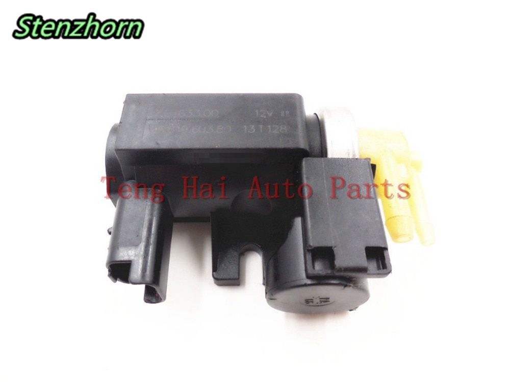 Stenzhorn TURBO SOLENOID ELECTRO VALVE FOR PEUGEOT 307 308 407 807 EXPERT 1618X2 2.0 HDI 9661960380