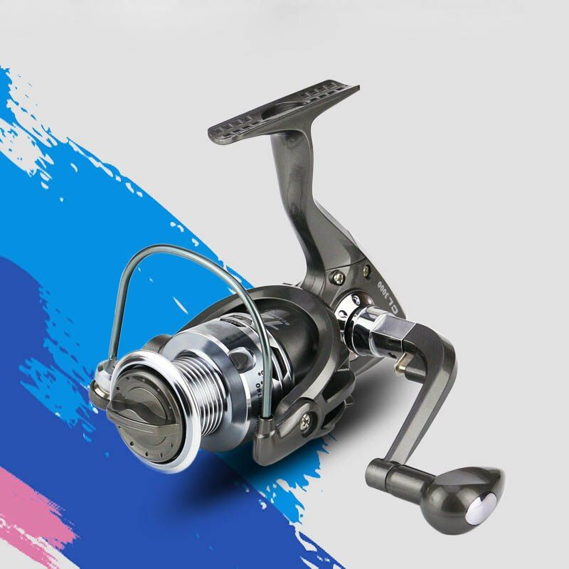 Wholesale 12BB Ball Bearing 5.5:1 Ratio Left/Right Hand Fishing Reel carretilha molinete de pesca Spinning Wheel Accessories MJ