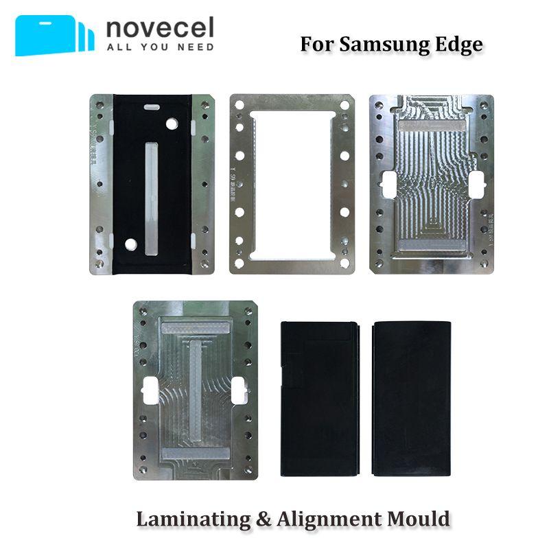 Für Samsung S8 S9 S10 Plus S10E S7edge LCD Screen OCA Polarisator Ausrichtung und Laminieren fit für Novecel Q5 A5 YMJ Laminator