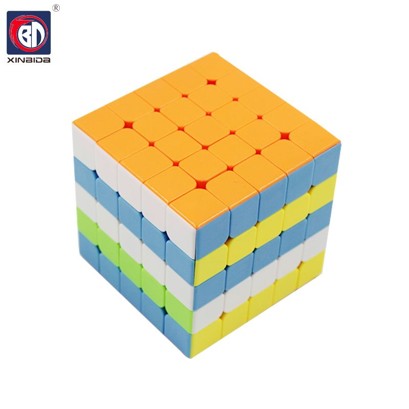 BD, magic cube, Funny Fidget Cube, Hand Spin Anti-stress Toy, Children Toys Educational, Puzzle Speed Challenge Gifts5*5*519