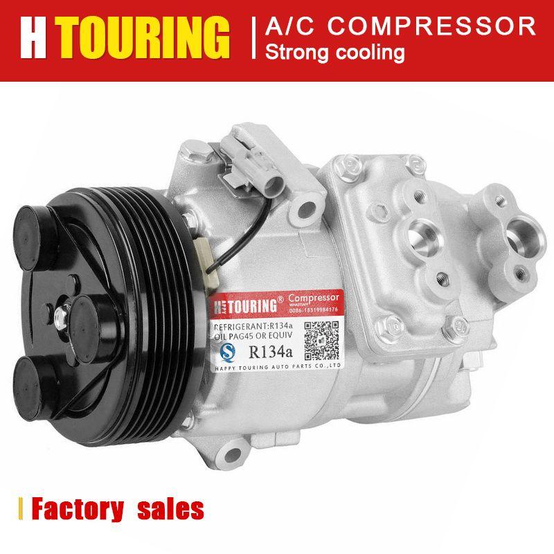 Für 2009-2013 Suzuki grand vitara ac kompressor Suzuki Kizashi 9520076KA0 95200-76KA0 9520076KA1 95200-76KA1 9520176KA0