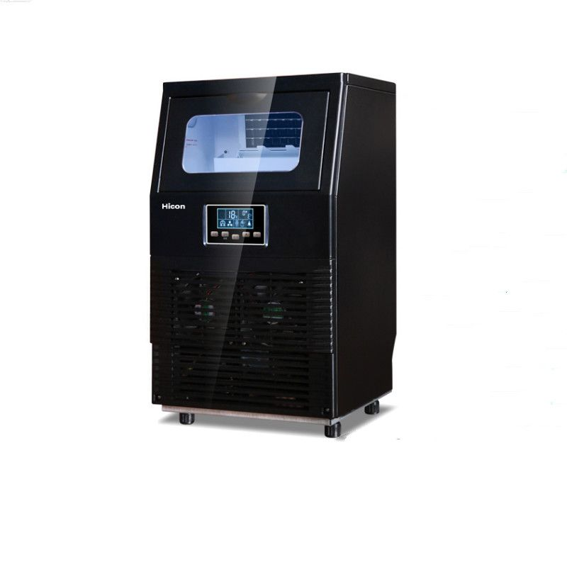 Ice maker Commercial use Water bar bar Ice cube machine Fully automatic Household Rapid ice making machine
