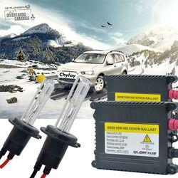 1 Set xenon H7 AC 55 W HID Kit H1 H4 H11 H8 H9 Slim Ballast 4300 K 5000 K 6000 K 8000 K h7 xénon pour Phare De Voiture