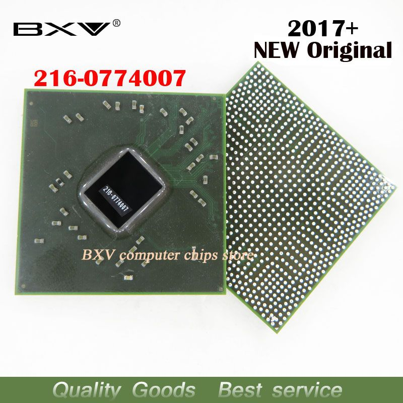 DC: 2019 + 216-0774007 216 0774007 100% nouveau original BGA chipset pour ordinateur portable livraison gratuite avec suivi complet message