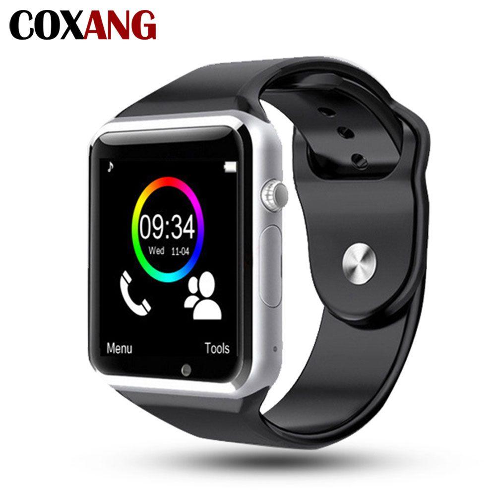 COXANG montre intelligente pour enfants enfants bébé montre Support de téléphone 2G carte Sim Dail appel écran tactile horloge intelligente enfants smartwatch