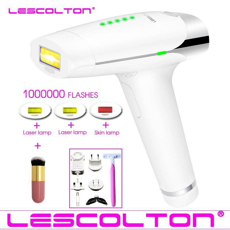 1000000 mal T009 flash professionelle permanent IPL epilierer laser haar entfernung elektrische foto schmerzlos haar entferner maschine