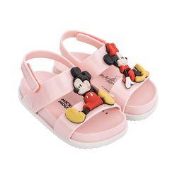 2019 Новые мини-Босоножки Мелисса Микки девочка детская обувь сандалии детская обувь Мелисса пляжные сандалии для девочек