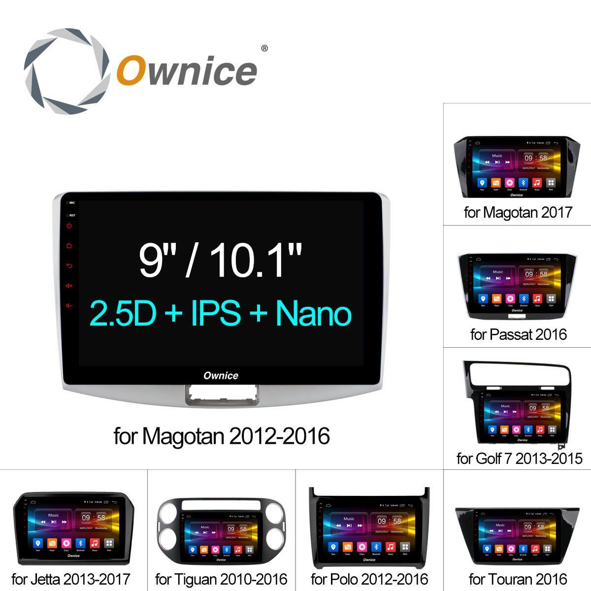 Ownice C500+ Octa Core 10.1
