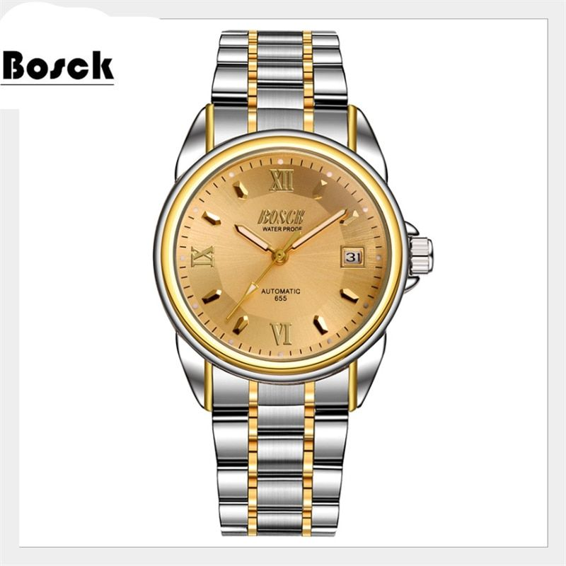 Alloy material men's watch fashion new couple watches a pair of men's quartz watch female watch