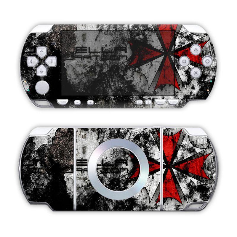 Freier tropfen-verschiffen Neueste spiel haut aufkleber für Sony PSP 2000 mit praktischen preis und gute qualität # TN-PP2000-5090