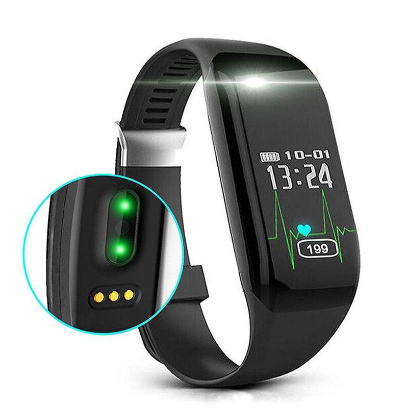 Hembeer Activity Tracker Pulsometer Smart Band Fitness Bracelet Smart Bracelet Heart Rate Monitor Smart Watch pk fitbits