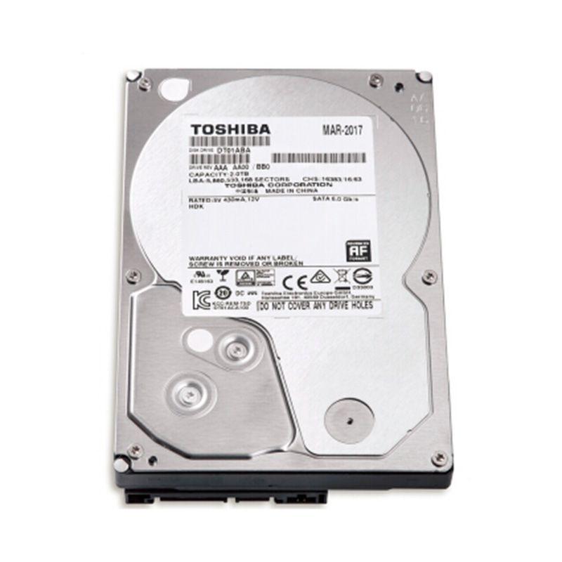 Toshiba Original HDD 2 tb 3,5 Interne Festplatten 2 tb Sata 3 3,5