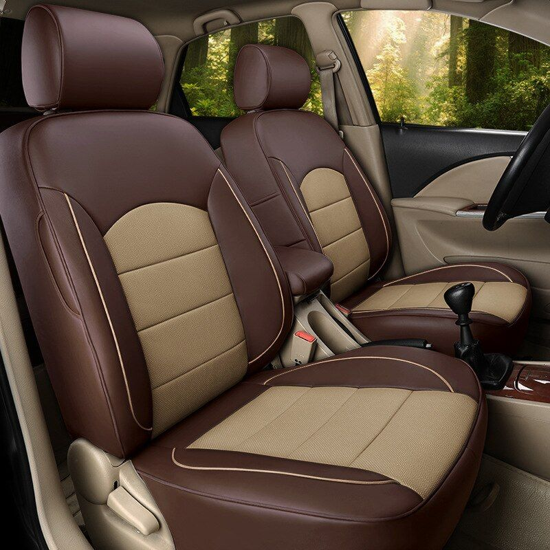 TO YOUR TASTE auto accessories custom luxury leather car seat covers for vw Gran Lavida Cross Lavida PHIDEON Teramont waterproof