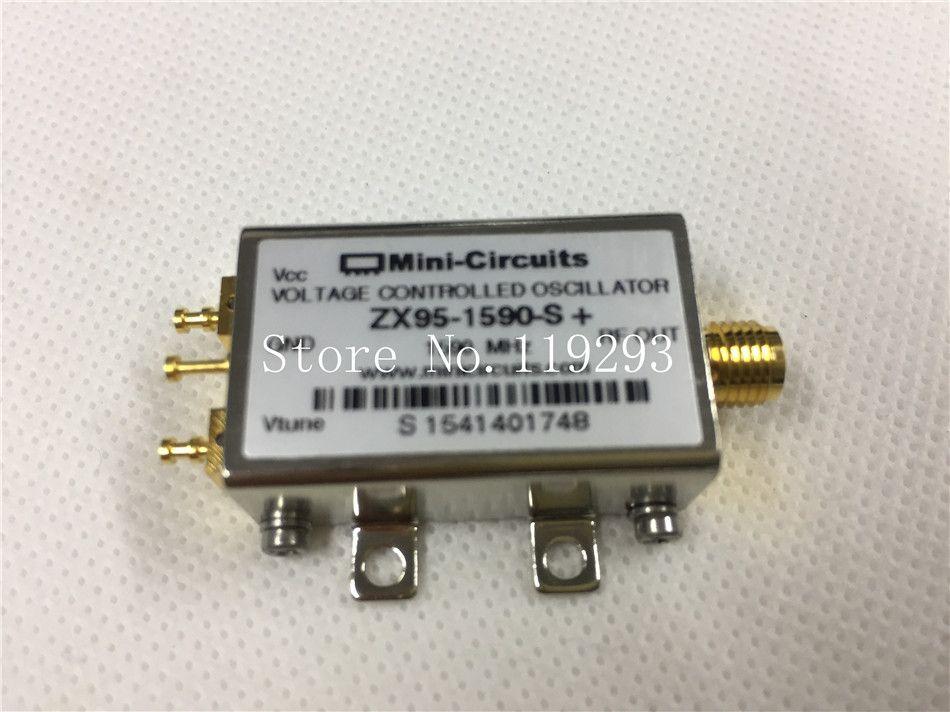 [BELLA] Mini-Circuits ZX95-1590-S + 1590-1590 MHZ SMA oscilador controlado por voltaje