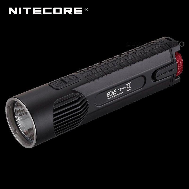 ISPO-SOFTWARE Award Gewinner des 2015/2016 Nitecore EC4S Taschenlampe 2150 Lumen XHP50 LED Handsuchscheinwerfer