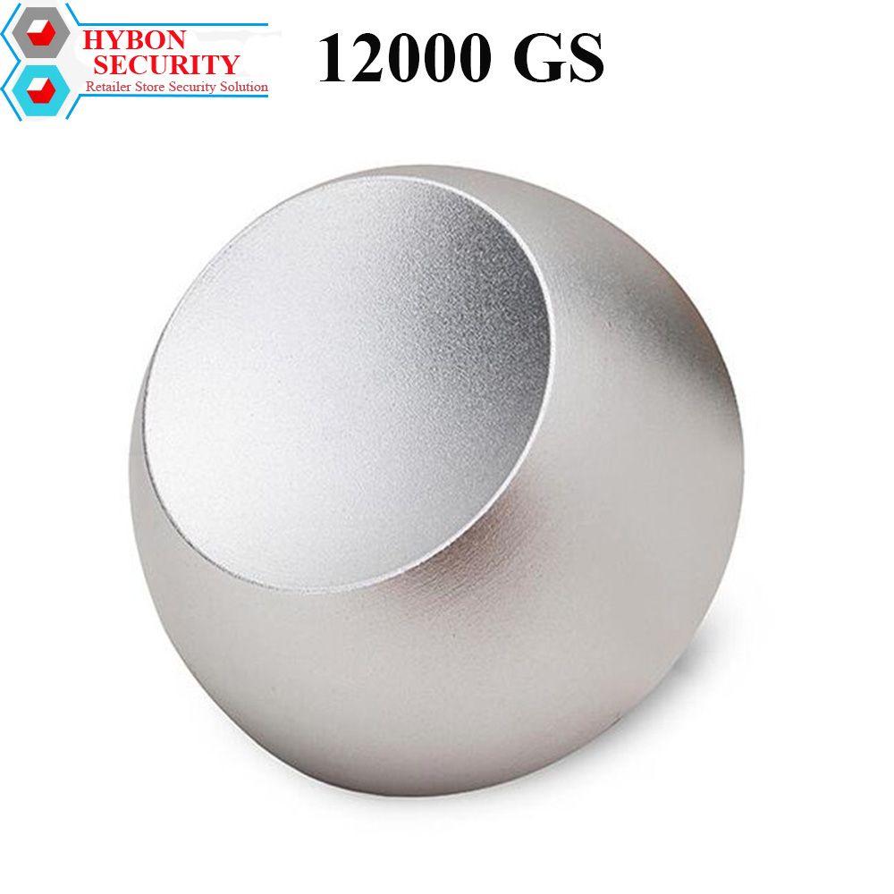 HYBON dissolvant d'étiquette de sécurité 12000GS Golf universel détacheur magnétique étiquette de sécurité aimant dissolvant antivol détacheur