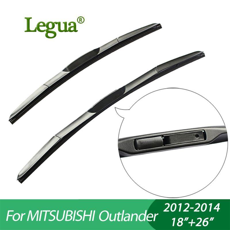 Balais d'essuie-glace Legua pour Mitsubishi Outlander (2012-2014), 18
