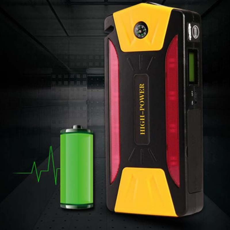 Liplasting Brand Portable 12V 82800mAh SOS LED US Plug Car charger Booster Battery High Quality Smart Fast Battery Charger