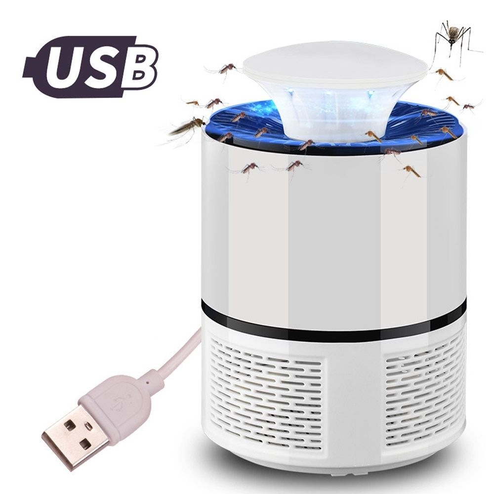 Radiationless USB Mosquito
