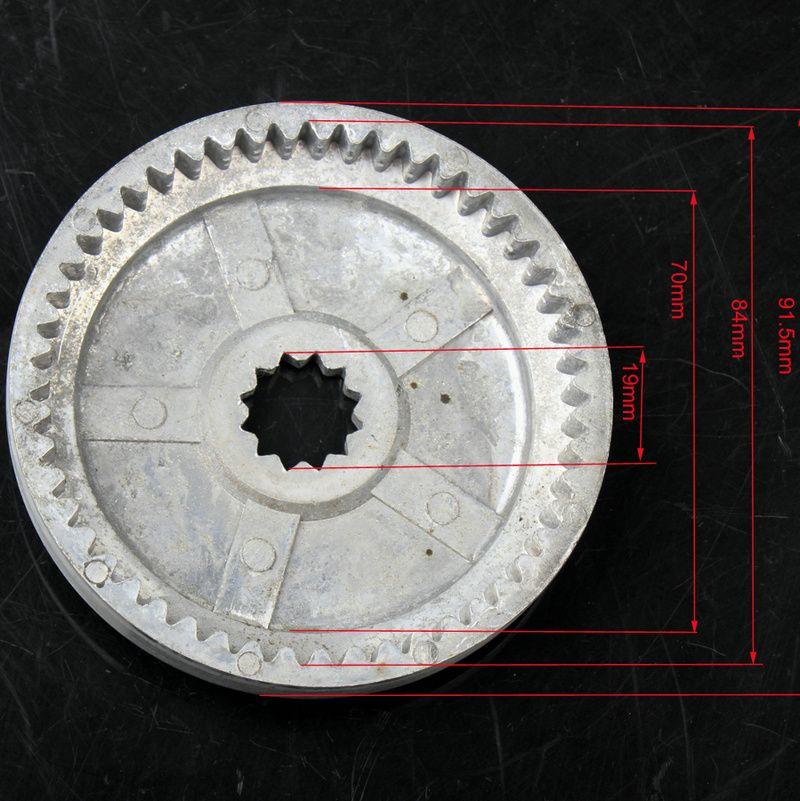 YIMATZU ATV Parts Gear for 2000LB ATV Winch Free Shipping by epacket