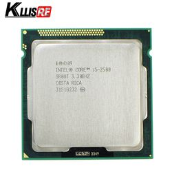 Intel i5 2500 процессор 3.3 ГГц 6 МБ L3 Кэш quad-core tdp: 95 Вт LGA1155 Desktop Процессор
