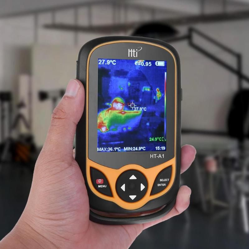 China Made Cheap Price Mini Handheld Scope Camera Thermal Imager HT-A1