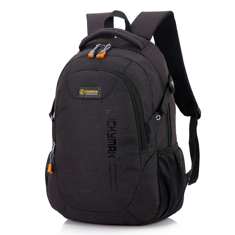 <font><b>Backpack</b></font> canvas Travel bag <font><b>Backpacks</b></font> fashion men and women Designer student bag laptop bags High capacity <font><b>backpack</b></font> 2017 New
