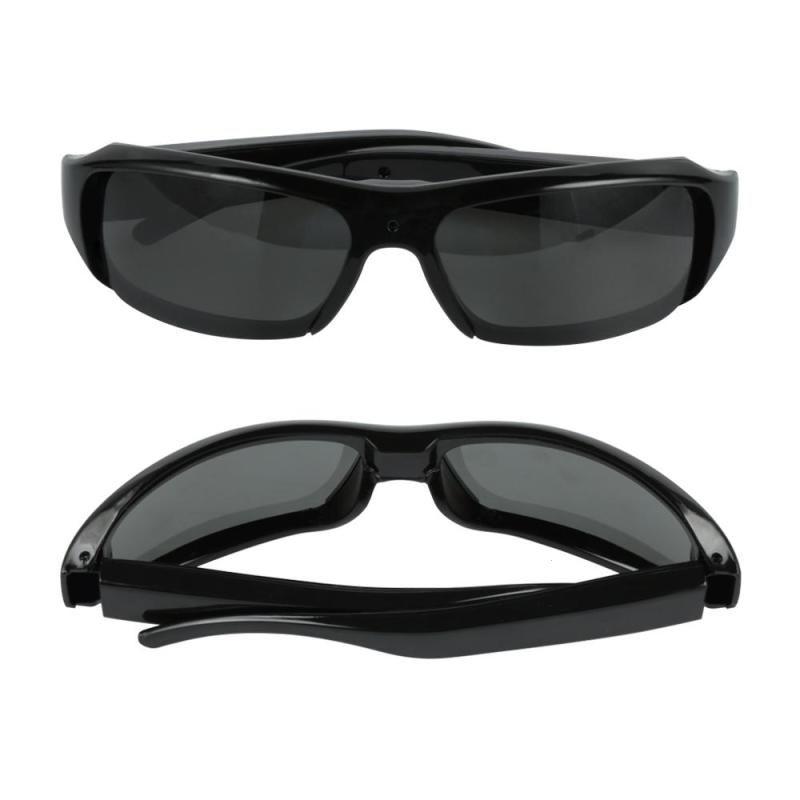 New Wearable Camera HD 1080P Eyewear Camcorder Wide Angle lens Webcam Sport Sunglasses Vidicon Video Voice Recording Camera