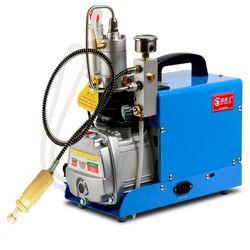 300BAR 400BAR 30MPA 40MPA 4500PSI 6000PSI Haute Pression Pompe À Air Électrique eau de refroidissement mini-PCP Air Compresseur 220 V avec filtre