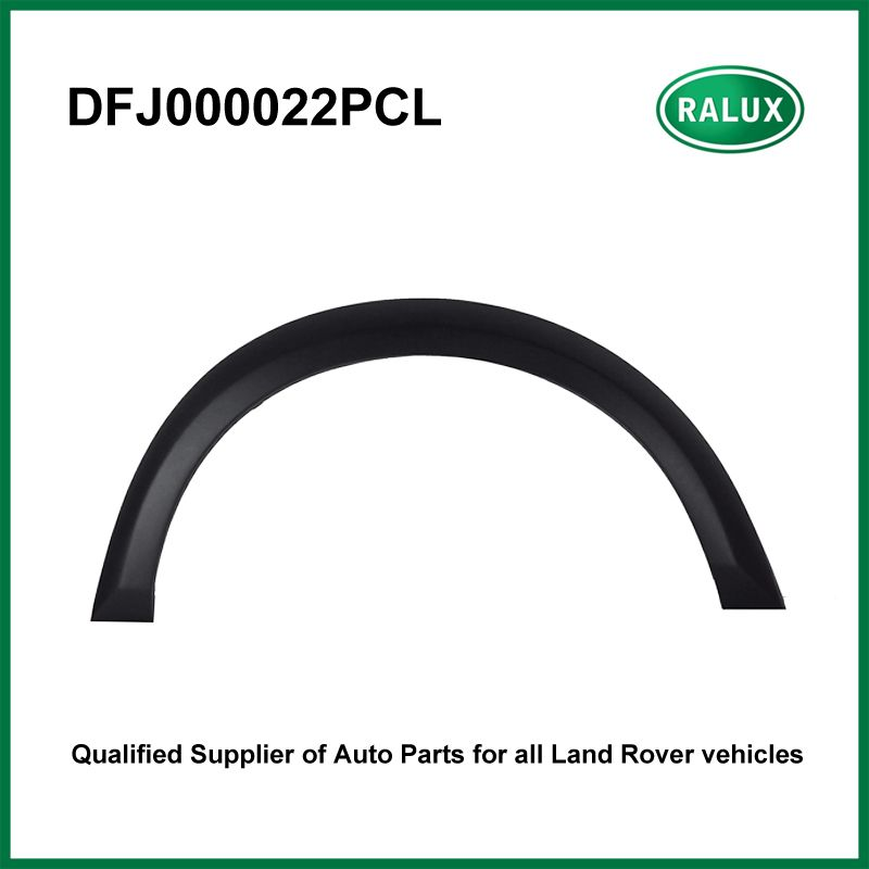 DFJ000022PCL/DFJ000032PCL RH/LH front car wheel eyebrow for LR3 Discovery 3 LR4 Discovery 4 2010-auto fender flares parts supply