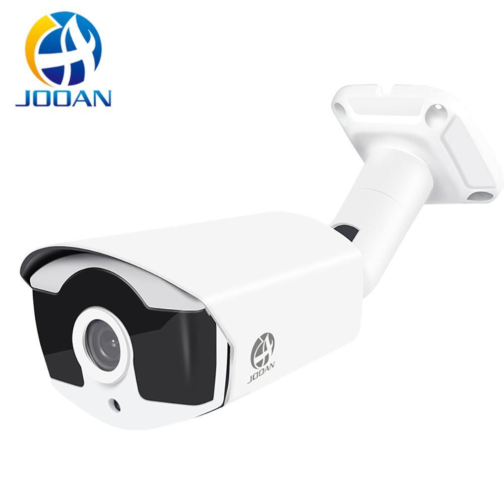 JOOAN Security Camera AHD 2.0MP 323+V30E 4 Array LED Outdoor Surveillance <font><b>CCTV</b></font> With OSD menu Night Vision Bullet Cam with IR-Cut