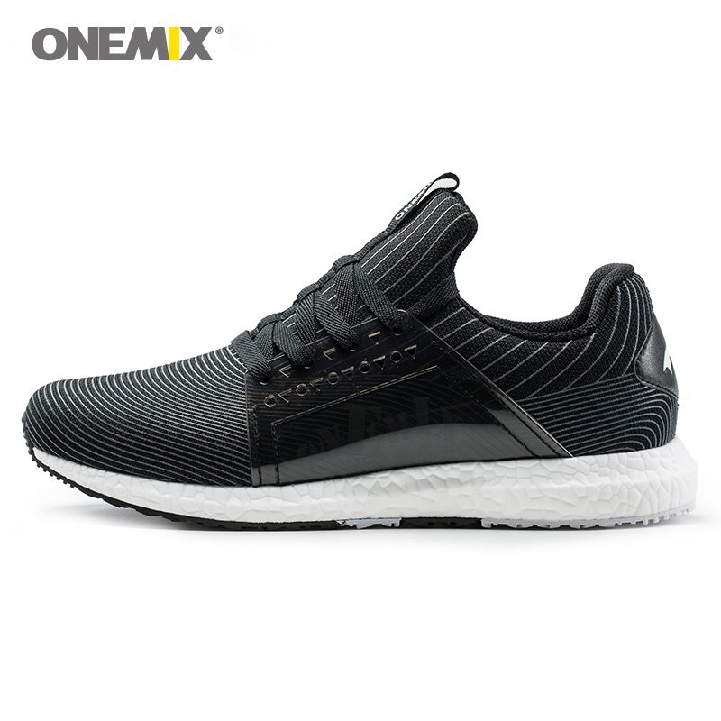 Onemix running shoes for men breathable mesh women sports sneakers for autumn/winter outdoor sneakers for walking trekking shoes