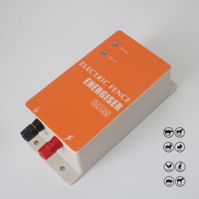 Solaire électrique clôture électrificateur chargeur contrôleur Animal raton laveur chien mouton cheval bétail volaille ferme électrique escrime berger