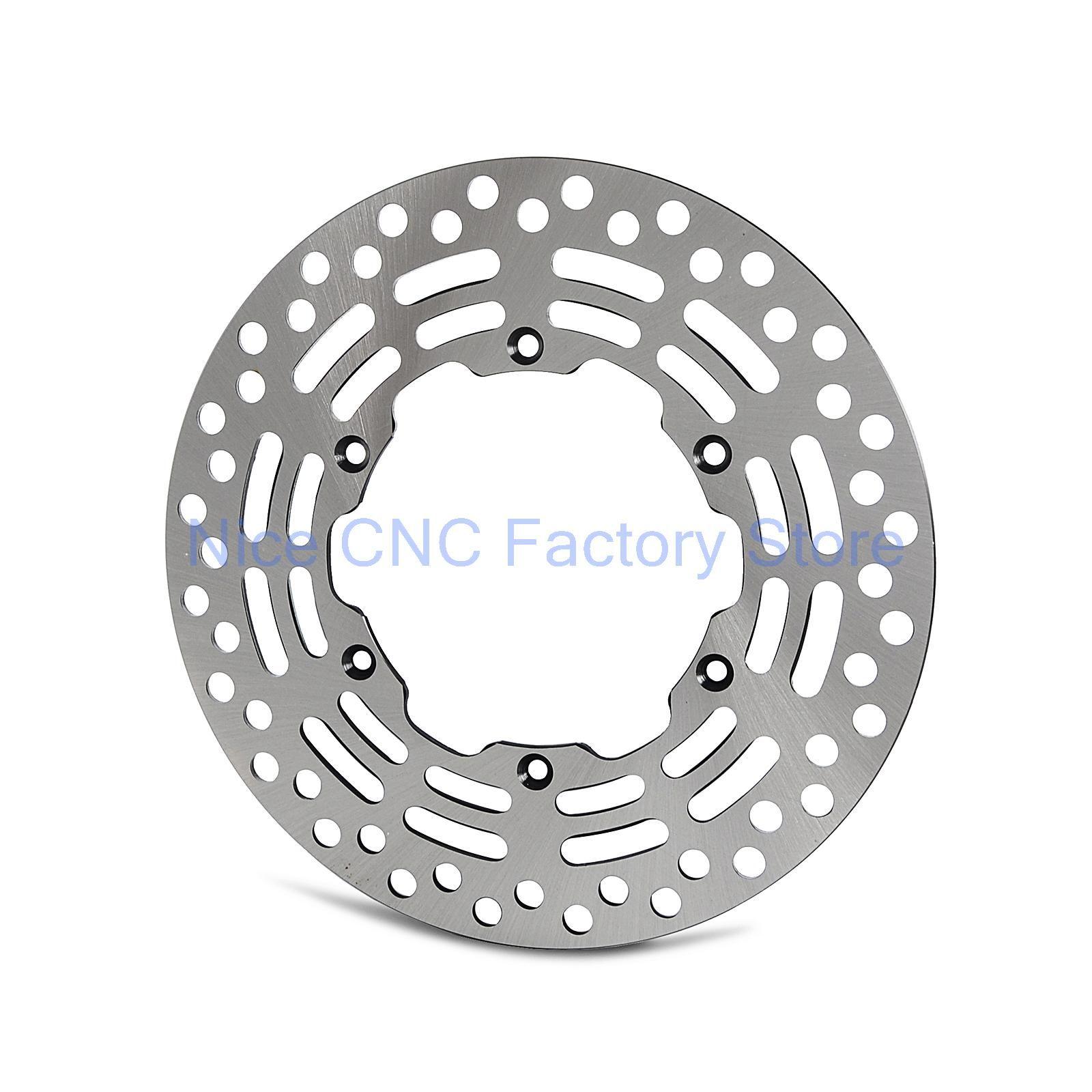 Front Brake Disc Rotor For Suzuki RM125 RM250 88-10 DR-Z250 01-07 DR-Z400 00-09 DR-Z 250 400 RMX250 89-99 Kawasaki KLX400 03-06