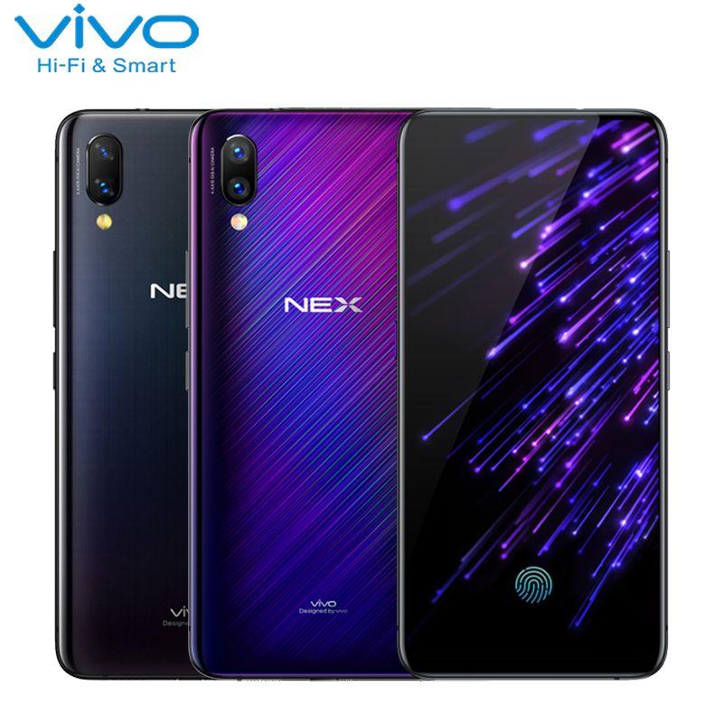Vivo Nex Screen Fingerprint Phone 6.59