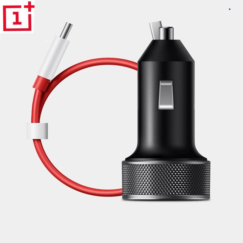 Original OnePlus Dash Car Charger Dash Charger Cable 100cm 3.4V~5V=3.5A Standard 5V=2A For Oneplus 3 / 3T / 5/ 5T/6